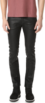Naked & Famous Denim Waxed Super Skinny Guy Jeans