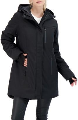 Sebby Collection Heavyweight Softshell Jacket