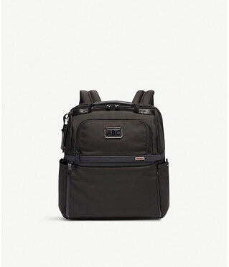 Tumi Alpha nylon slim backpack