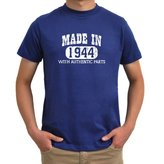 Eddany Made in 1944 with authentic parts T-Shirt