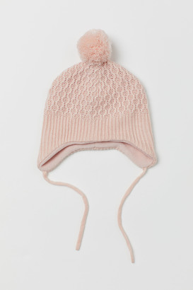 H&M Fleece-lined Hat
