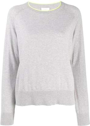 Escada Sport round neck jumper