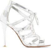 Dune Mila ghillie lace up sandal
