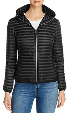 Save The Duck Short Hooded Puffer Coat