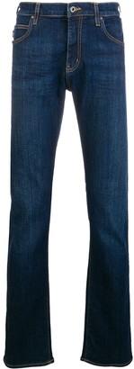 Emporio Armani regular fit J45 jeans