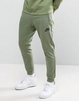 Nike Av15 Joggers In Green 804862-387