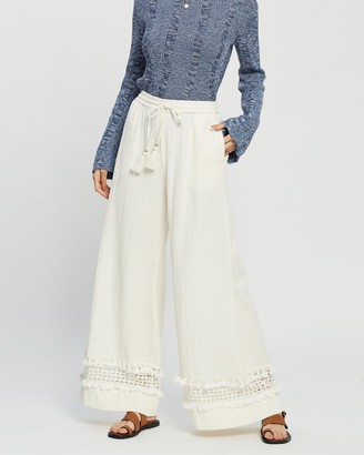 Tigerlily Nao Wide Leg Pants