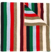 Paul & Joe striped knitted scarf