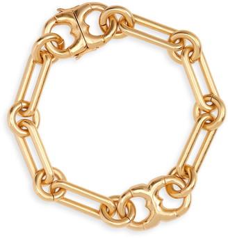 Tory Burch Gemini Chain Link Bracelet