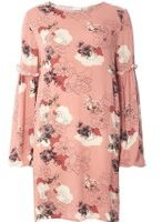 Dorothy Perkins Womens **Vila Smock Dress- Pink