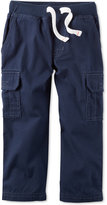 Carter's Cargo Pant's, Toddler Boys (2T-4T)
