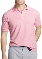 Izod Short-Sleeve Heritage Piqu Polo Shirt