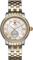 Michele Women's Harbor Diamond Watch