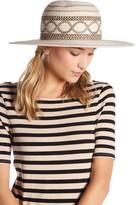 Eric Javits Yasha Wide Brim Water Repellent Hat