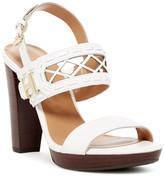 Tommy Hilfiger Erianna Platform Cutout Sandal