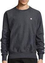Champion Reverse Weave Fleece Crewneck Pullover
