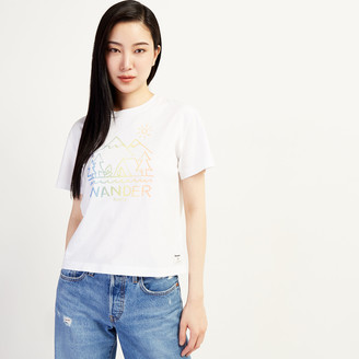 Roots Womens Victoria T-Shirt