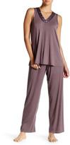 Carole Hochman Sleeveless Pajama Set