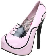 Pleaser USA Bordello By Women's Teeze-01 Platform Pump