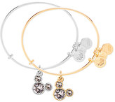 Disney Mickey Mouse Birthstone Bangle by Alex and Ani - April