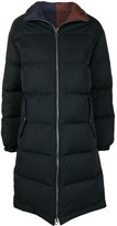 Thumbnail for your product : Salvatore Ferragamo Reversible Padded Coat