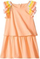 Chloe Kids - Rainbow Ruffle Dress From Adult Collection Girl's Dress
