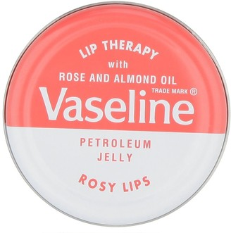 Vaseline Lip Therapy Tin Rosy Lips 20G
