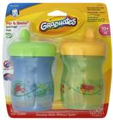 NUK Gerber Graduates Bpa Free 2 Pack Sip And Smile Spill Proof Cup, 7 Ounce, Colors May Vary