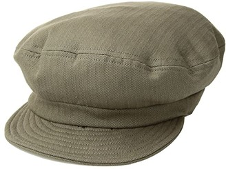 Brixton Fiddler Unstructured Cap (Taupe) Caps
