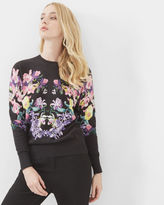 PETII Lost Gardens sweater