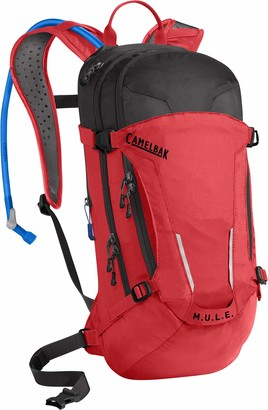 Camelbak M.U.L.E. Mountain Biking Hydration Pack - Easy Refilling Hydration Backpack - Magnetic Tube Trap - 100 oz
