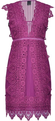 Pinko Lace Fitted Dress