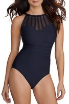 Magicsuit Solids Anastasia One-Piece DD-Cups,DD