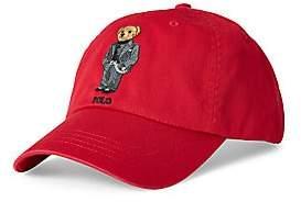 Polo Ralph Lauren Men's Bear Cotton Sport Cap