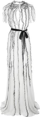Jason Wu Collection Ruffle Dress