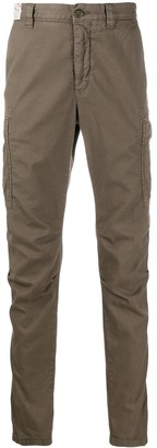Incotex Slim-Fit Cargo Trousers
