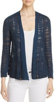 Nic+Zoe Textured Knit Cardigan
