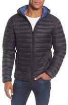 Schott NYC Men's Zip Front Down Jacket