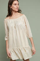 Carolina K. Beaded Sands Swing Dress
