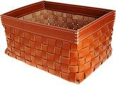 Arte & Cuoio Woven Basket