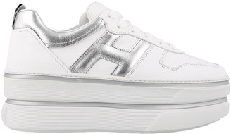 Hogan H449 Platform Sneakers