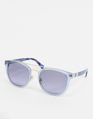 Kate Spade square frame sunglasses