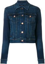 J Brand Harlow jacket - women - Cotton/Polyurethane - XS