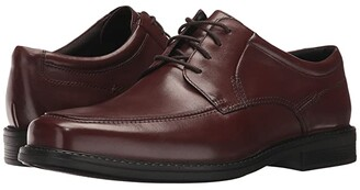 Bostonian Ipswich Apron (Brown) Men's Lace Up Wing Tip Shoes