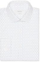 Perry Ellis Very Slim Equal Sign Dress Shirt