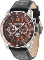 Timberland Gents Bellamy Black Strap Watch