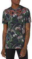 Topman Snake Print T-Shirt