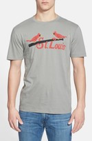 Red Jacket Men's 'St. Louis Cardinals - Brass Tacks' T-Shirt