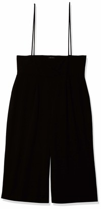 Forever 21 Women's Plus Size Suspender Gauchos