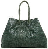 Liebeskind Berlin Chelsea Croc Embossed Leather Tote